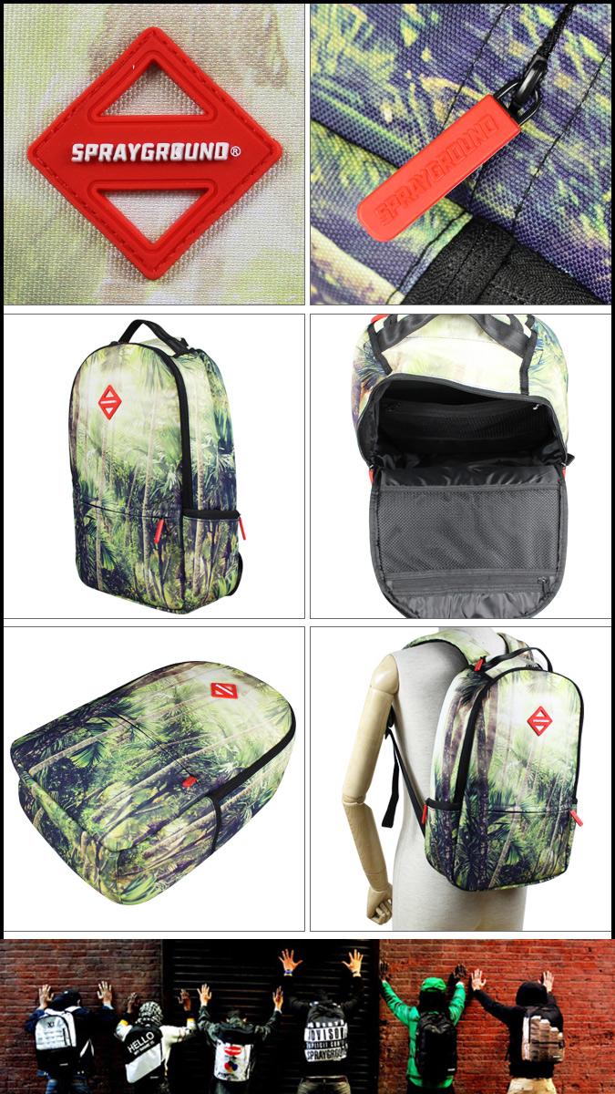 [卖出] 喷雾地面喷雾地面背包男士背包背囊 B163 绿色丛林迷彩