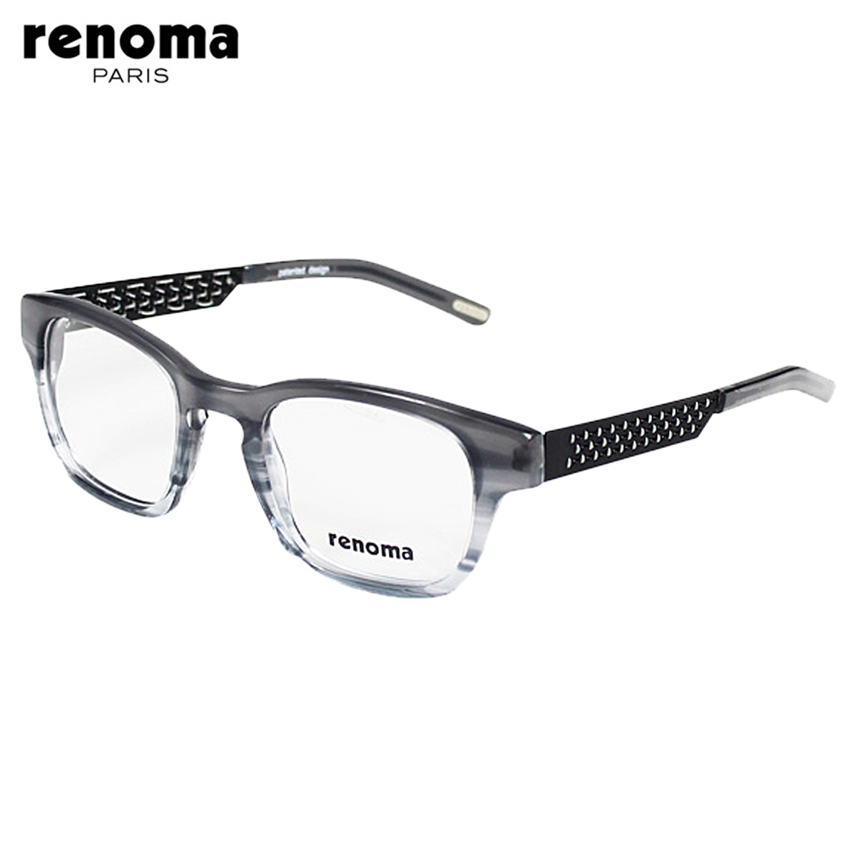 06062efcd8 Sugar Online Shop  Point 10 x renoma renoma glasses glasses  Black ...