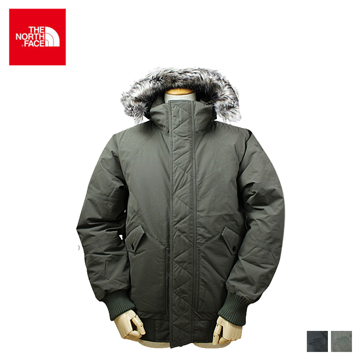 449297c094e4 the north face black bomber jacket