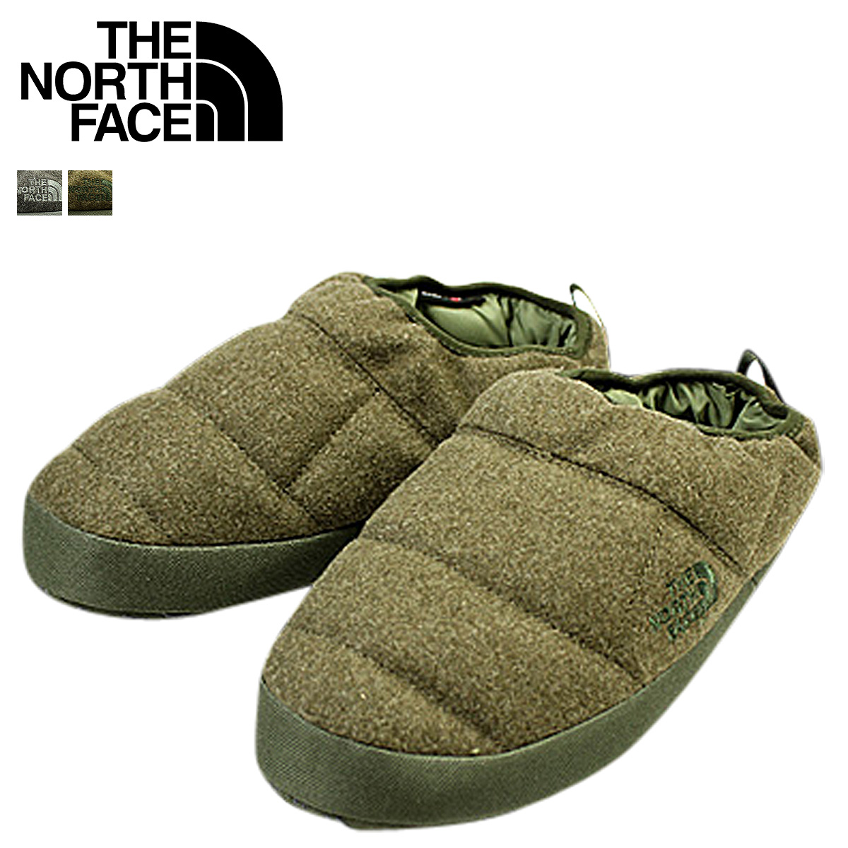 e49a7d5fc North Face THE NORTH FACE room shoes tent mule slippers 2 color MEN'S NSE  TENT MULE III SPECIAL EDITION men