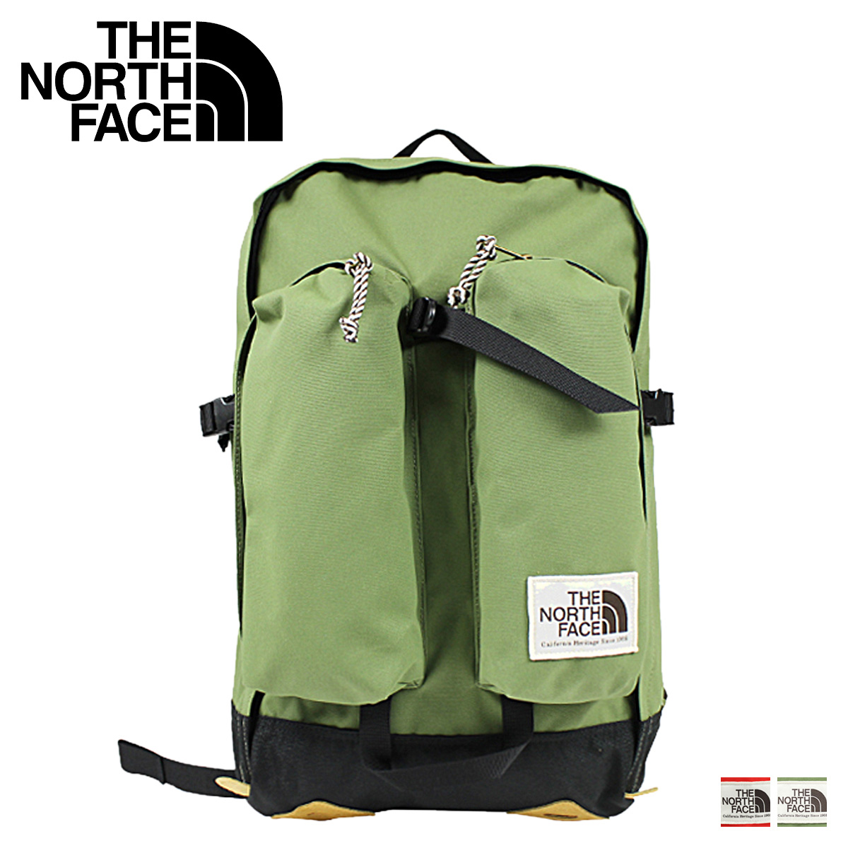 2db3040656a5 The north face THE NORTH FACE backpack daypack mens Luc 2014 years new C085  2 color CREVASSE BACKPACK [11 / 28 new in stock] [regular]