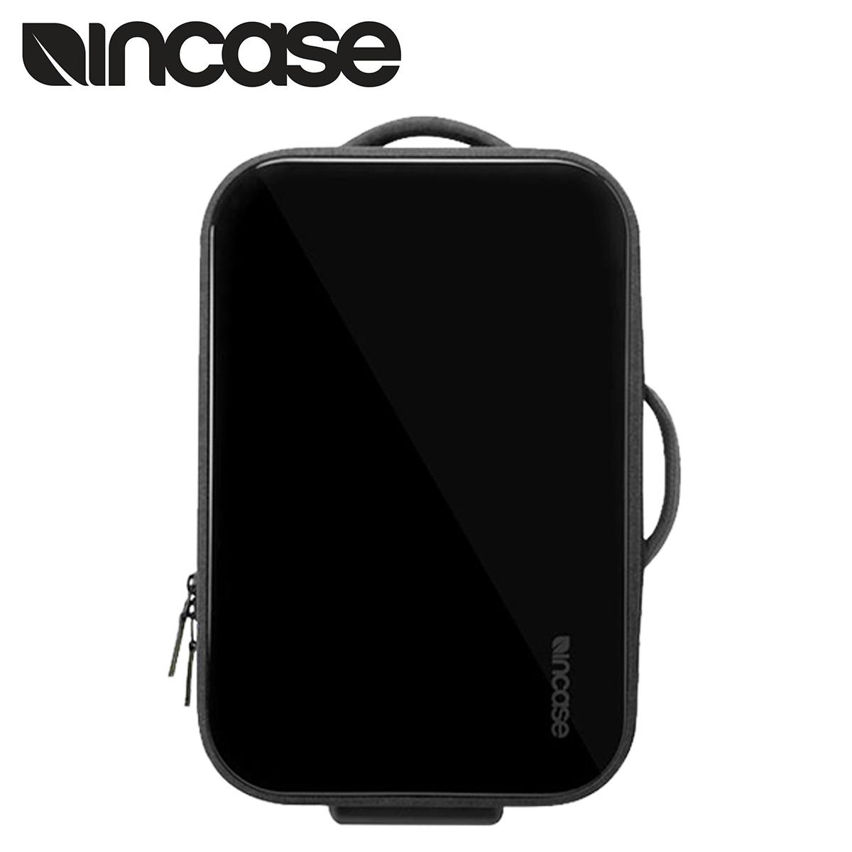 INCASE インケース キャリーバッグ スーツケース キャリーケース CL90001 ブラック EO TRAVEL HARDSHELL ROLLER メンズ