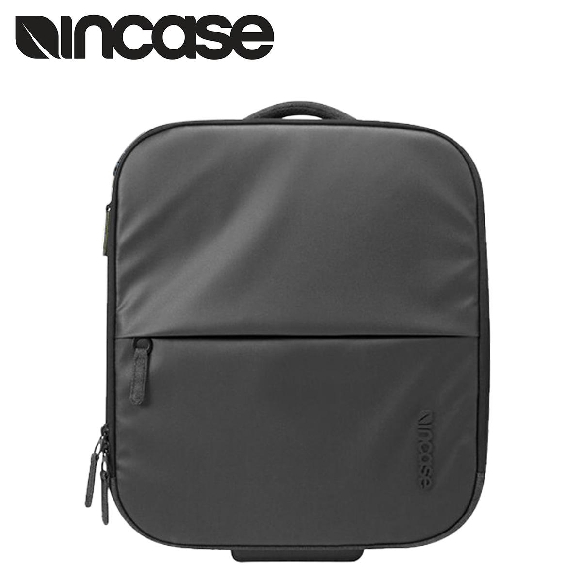 INCASE インケース キャリーバッグ スーツケース キャリーケース CL90003 ブラック EO TRAVEL ROLLING BRIEF メンズ