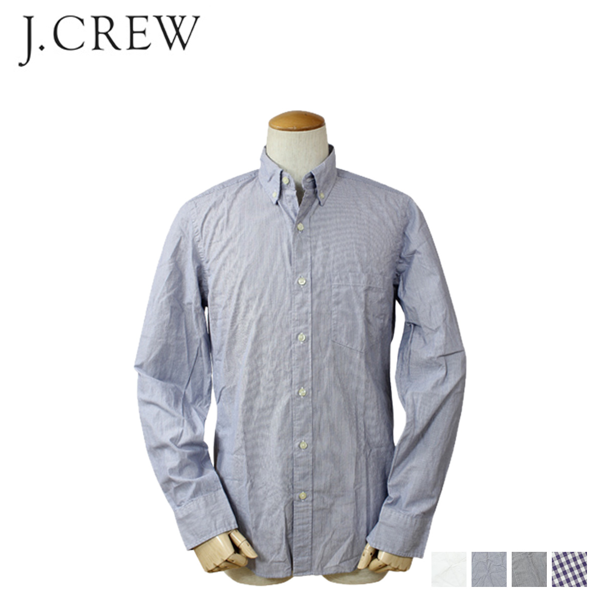 671cfec43a5cd  popular brand J.Crew which accomplished great revival in the United States  is received after withdrawal at last from Japan! !  ・Basic button-down shirt  ...