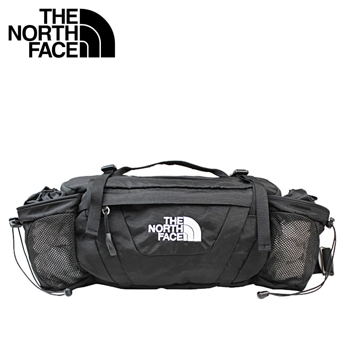 25238f300 North Face THE NORTH FACE bag bum-bag hips bag black black ASTS MOUNTAIN  LUMBAR men gap Dis