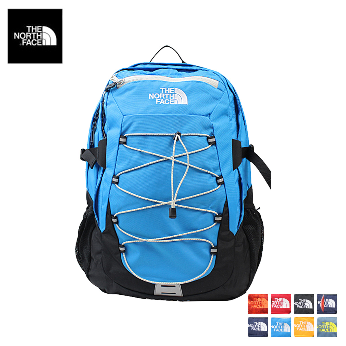 e44f731d5 North Face THE NORTH FACE rucksack backpack day pack 7 color CE82 29L  BOREALIS BACKPACK men gap Dis