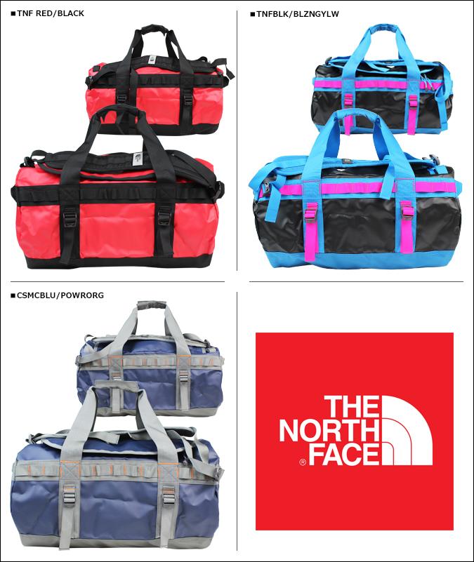 ce549b6d3 North Face THE NORTH FACE bag Boston bag duffel bag BASE CAMP DUFFEL SMALL  men gap Dis