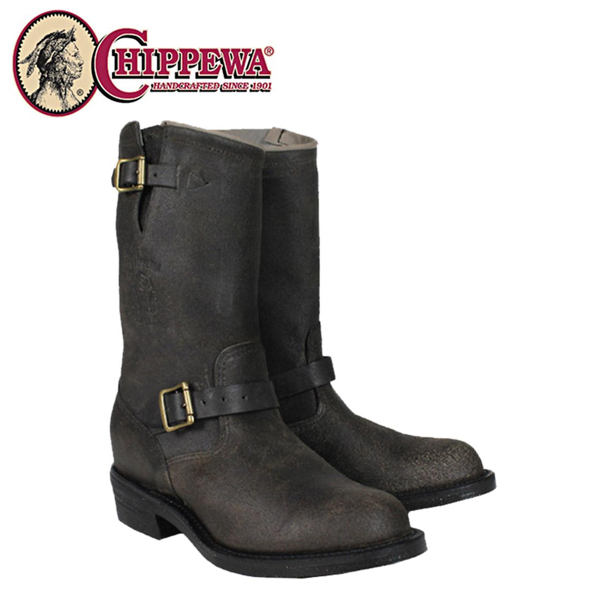 b32c56add7d96 Closing sale points 10 times Chippewa CHIPPEWA 11 inch black bomber jacket  engineer 27921  Black  11 INCH BLACK BOMBER JACKETENGINEER D wise E wise  leather ...