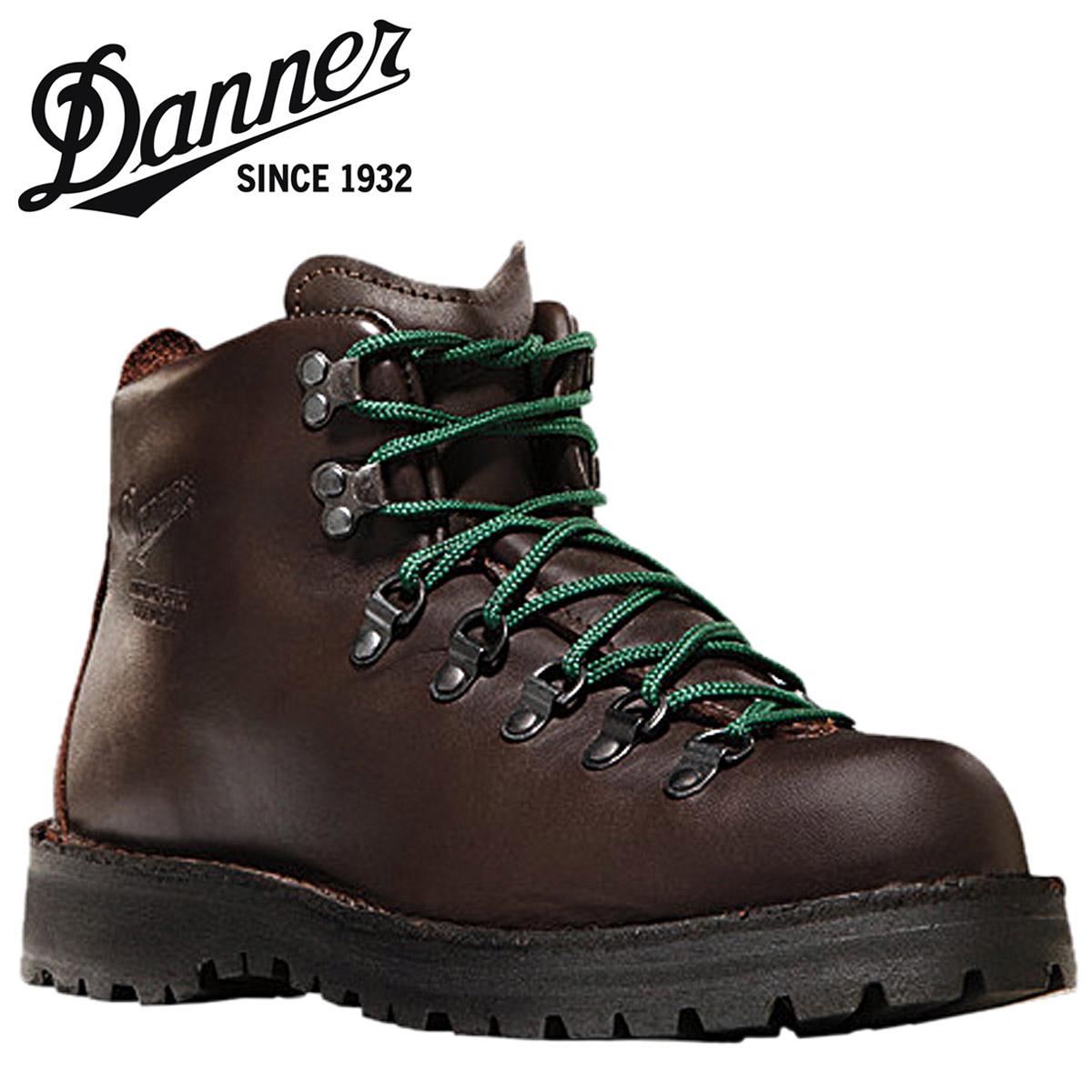Danner ダナー マウンテンライト2 30800 ダークブラウン Mountain Light II Dワイズ EEワイズ レザー GORE-TEX ブーツ BOOTS Made in USA メンズ