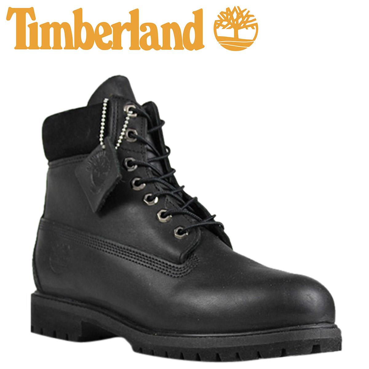 Timberland Clásicas Botas Premium 6 Pulgadas Negro VYZxFiMe