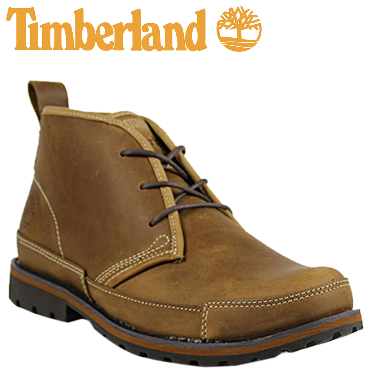 Timberland Timberland Earthkeepers chukka boots 74142 Earthkeepers  Barentsburg Plaun Toe Chukka Boot oil leather men s TAN f57114089
