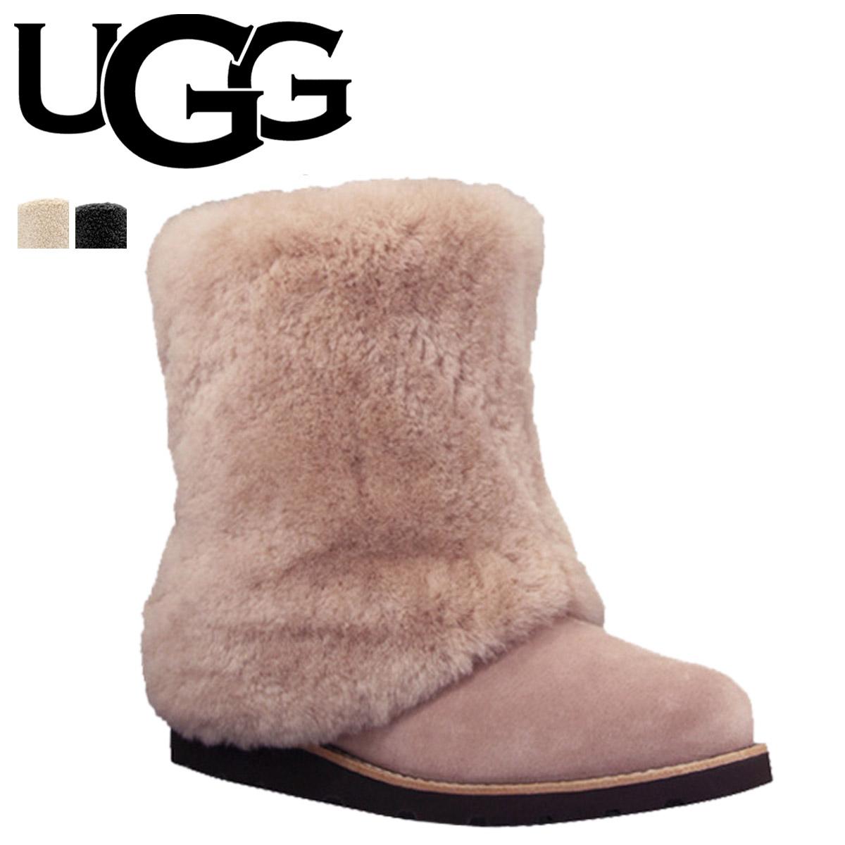UGG アグメイリンムートンブーツ WOMENS MAYLIN 3220 sheepskin Lady's