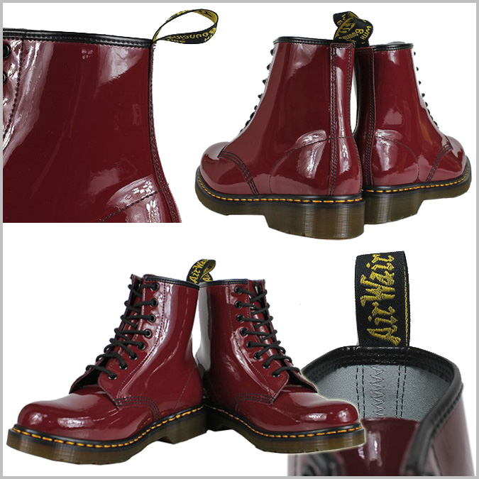 72155e4db89 Dr. Martens Dr.Martens 1460 8 hole boots R11822605 MODERN CLASSICS patent  leather mens Womens 8 EYE BOOTS