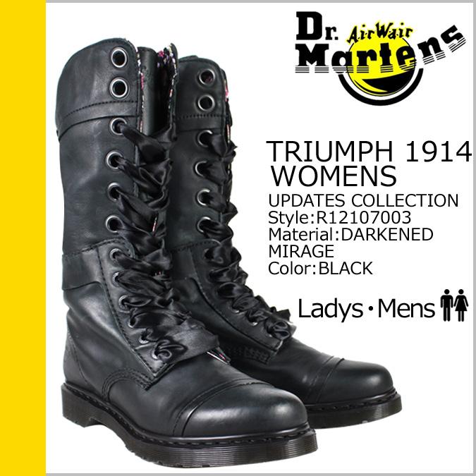 dr martens triumph 1914