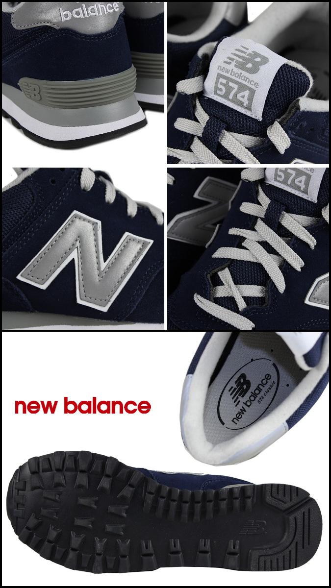 [SOLD OUT]新平衡new balance女士ML574MN运动鞋D怀斯反毛皮革人午夜深蓝