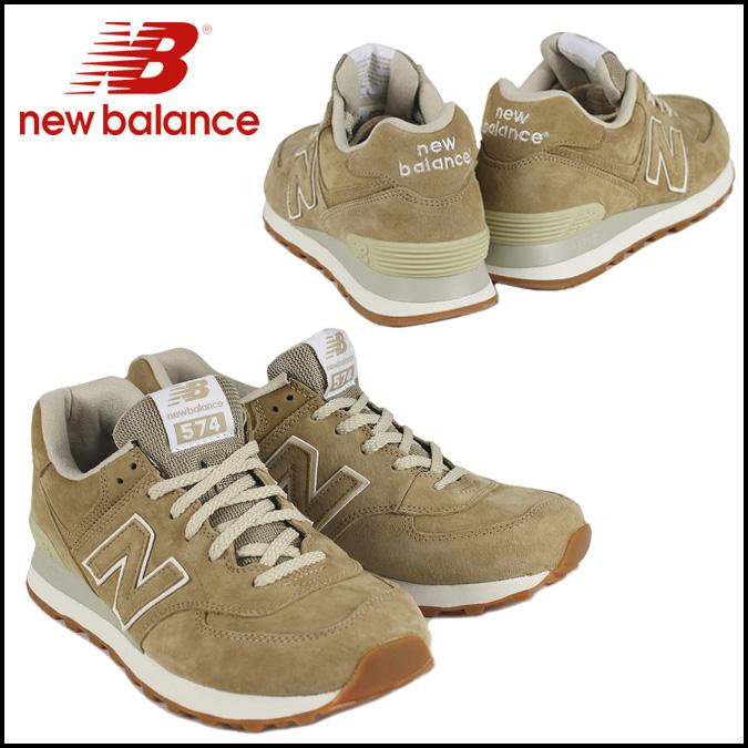 [SOLD OUT]新平衡new balance ML574NBE运动鞋D怀斯反毛皮革人