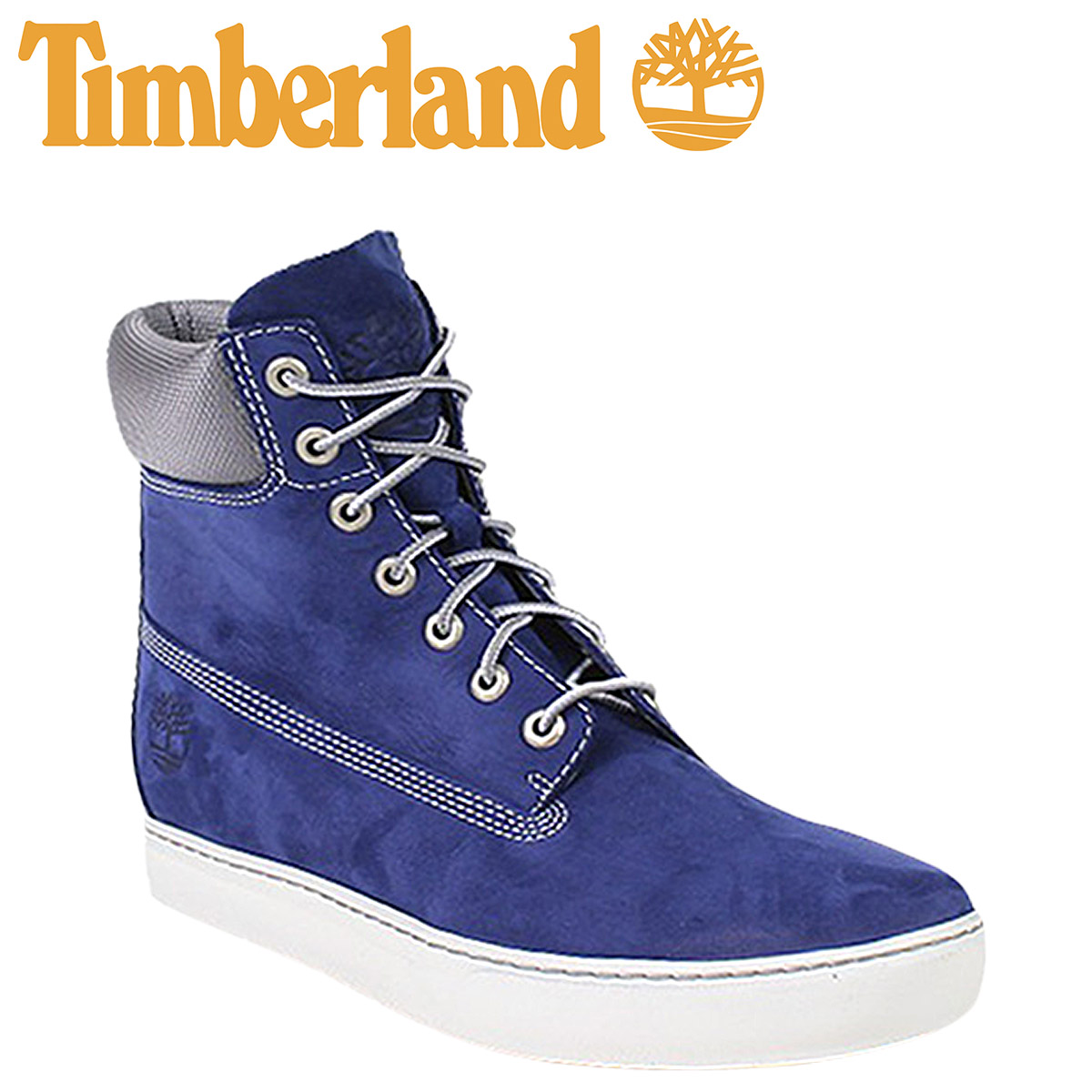 c85de44300c Timberland Timberland Newmarket 6 inches cup sole boots royal blue 6700R NM  6Inch Cupsole Boot nubuck men