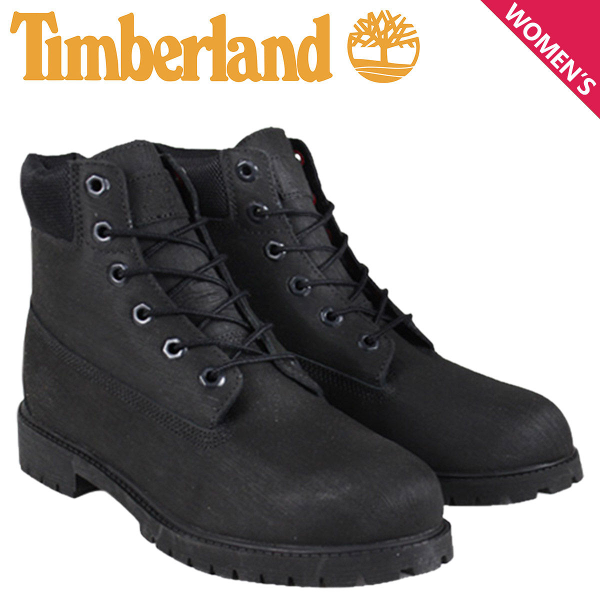 black timberland boots junior