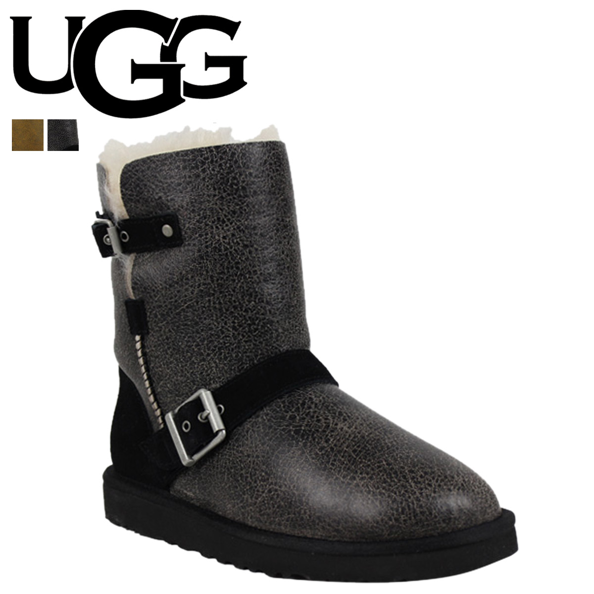 UGG UGG women's classic short Dillinger boots 2 color CLASSIC SHORT DYLYN women's sheepskin bomber machined 2014 SPRING new 1001202 [regular]