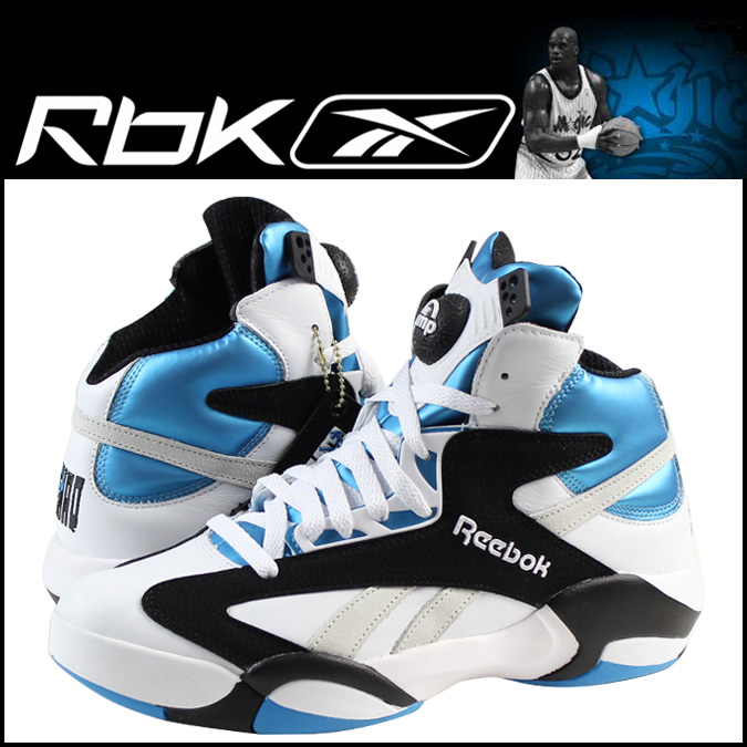 how to orders vast selection highly praised shaq reebok pump shoes