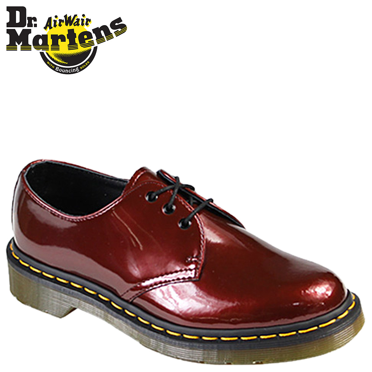 a6d5bf37cd1 Dr.Martens doctor Martin 1461 3 hall shoes Lady's WOMENS CORE 3EYE SHOE  R10084604 men
