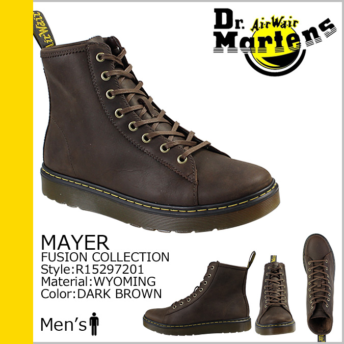 [SOLD OUT]博士马丁Dr.Martens 8礼堂长筒靴MAYER R15297201人