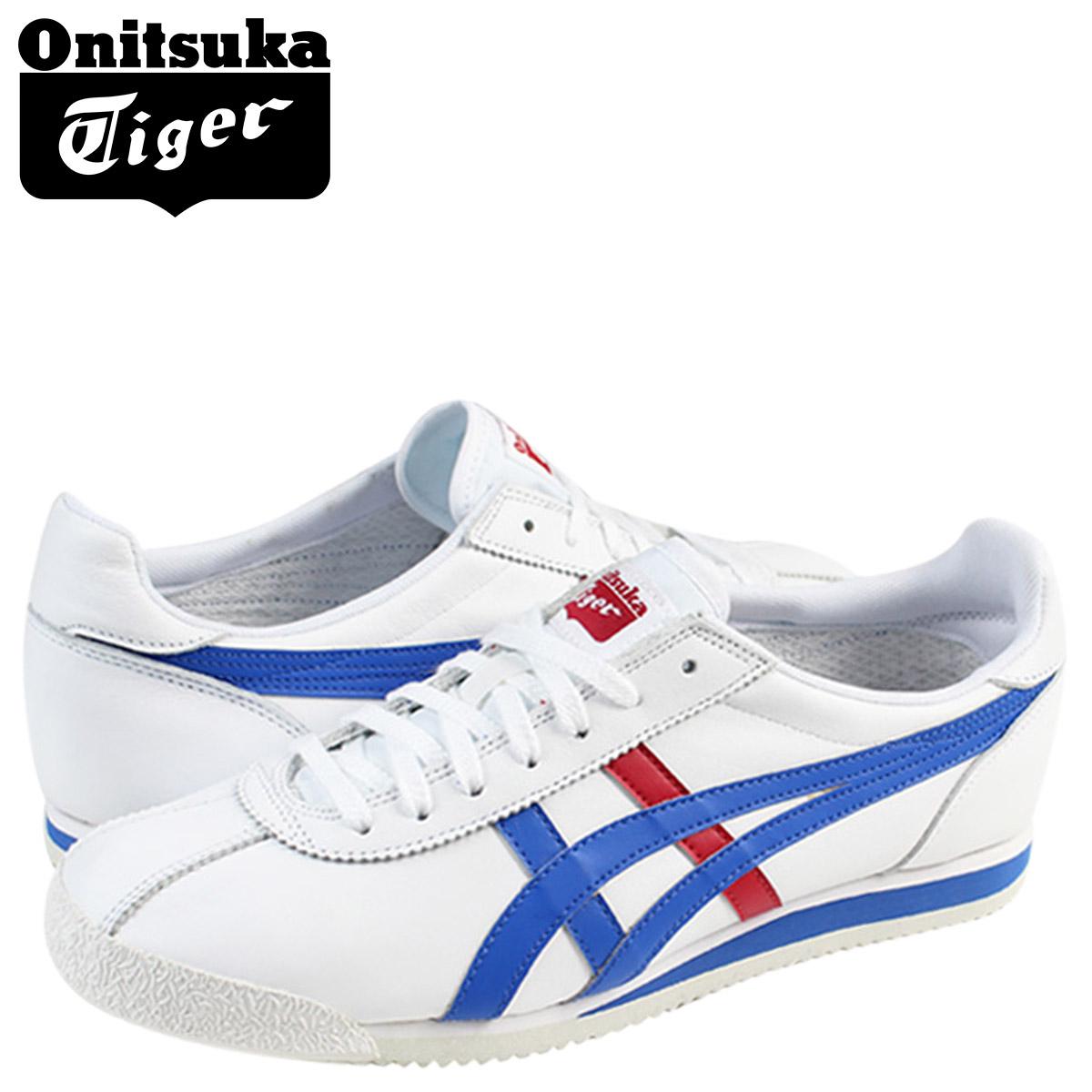 sports shoes e33d4 5e84a Onitsuka tiger ASICS Onitsuka Tiger asics CORSAIR TH319L-0142 sneakers  Corsair leather men