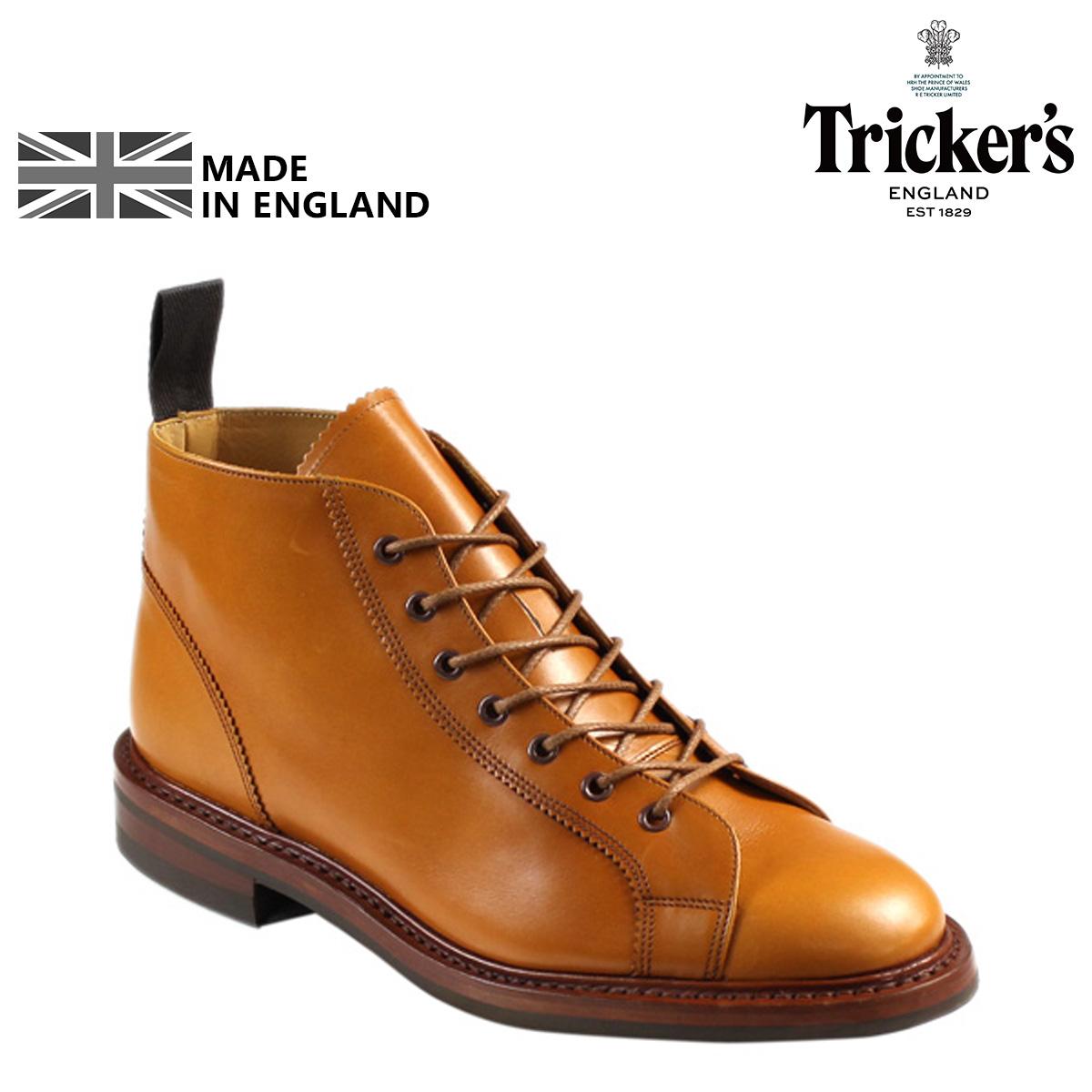 Tricker's トリッカーズ モンキーブーツ MONKEY BOOT M6077 5ワイズ メンズ