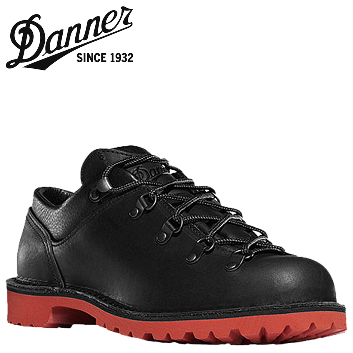[SOLD OUT]Danner Danner地道超过外观黑色33401 Underpass Overlook EE怀斯皮革Made in USA鞋人