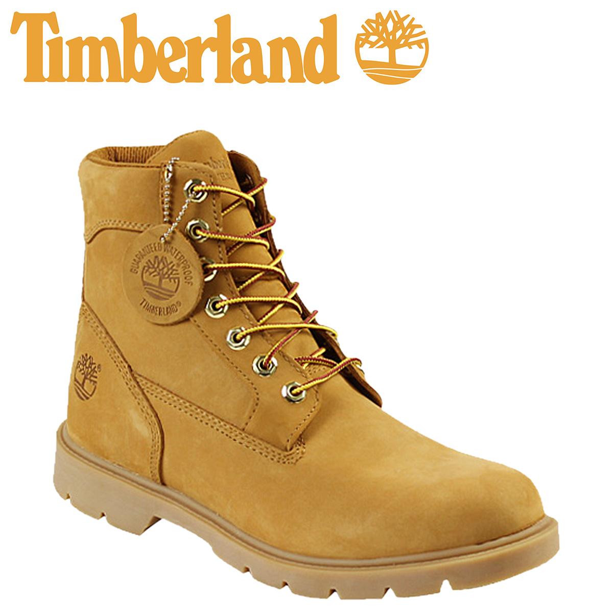 Menns 6 Tommers Timberland Støvler YFb3A