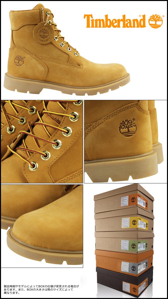 Timberland Botas Calzado Básica 6 Pulgadas tWGc0GZO3b