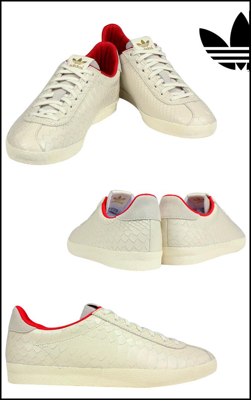 Adidas originals adidas Originals Women\u0027s GAZELLE OG DRAGON W sneakers  Gazelle Dragon leather men white D65896
