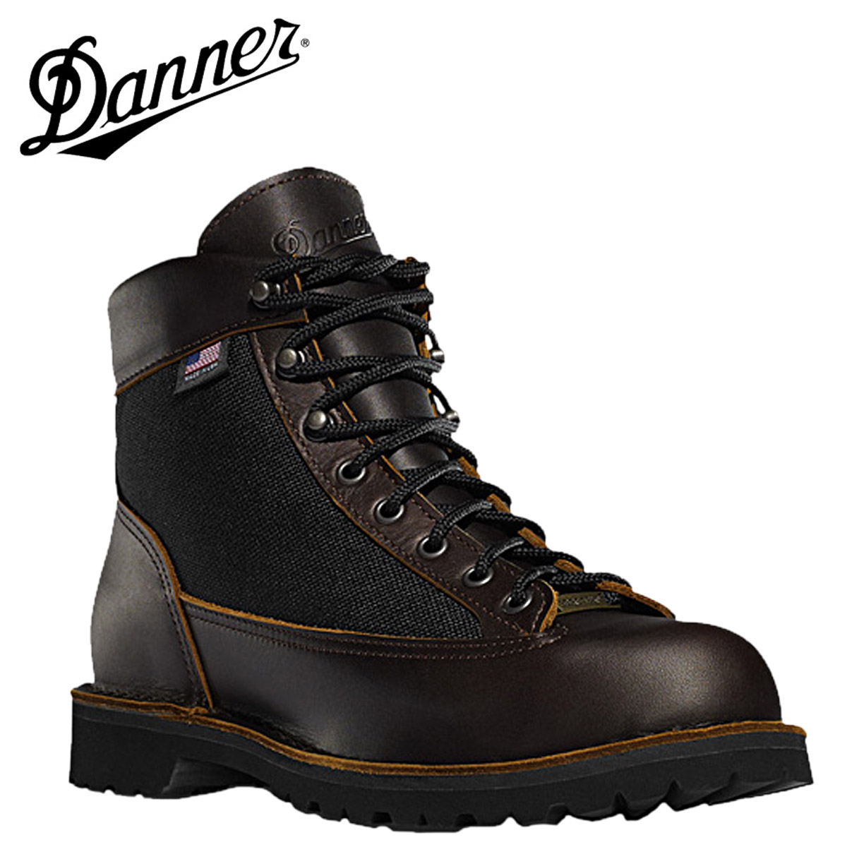 2fc8d4f94b9 Danner Danner Danner light Woodlawn [Dark Brown] DANNER LIGHT WOODLAWN EE  wise leather x mesh mens MADE IN USA 30447 [5 / 14 Add in stock] [normal],  ...