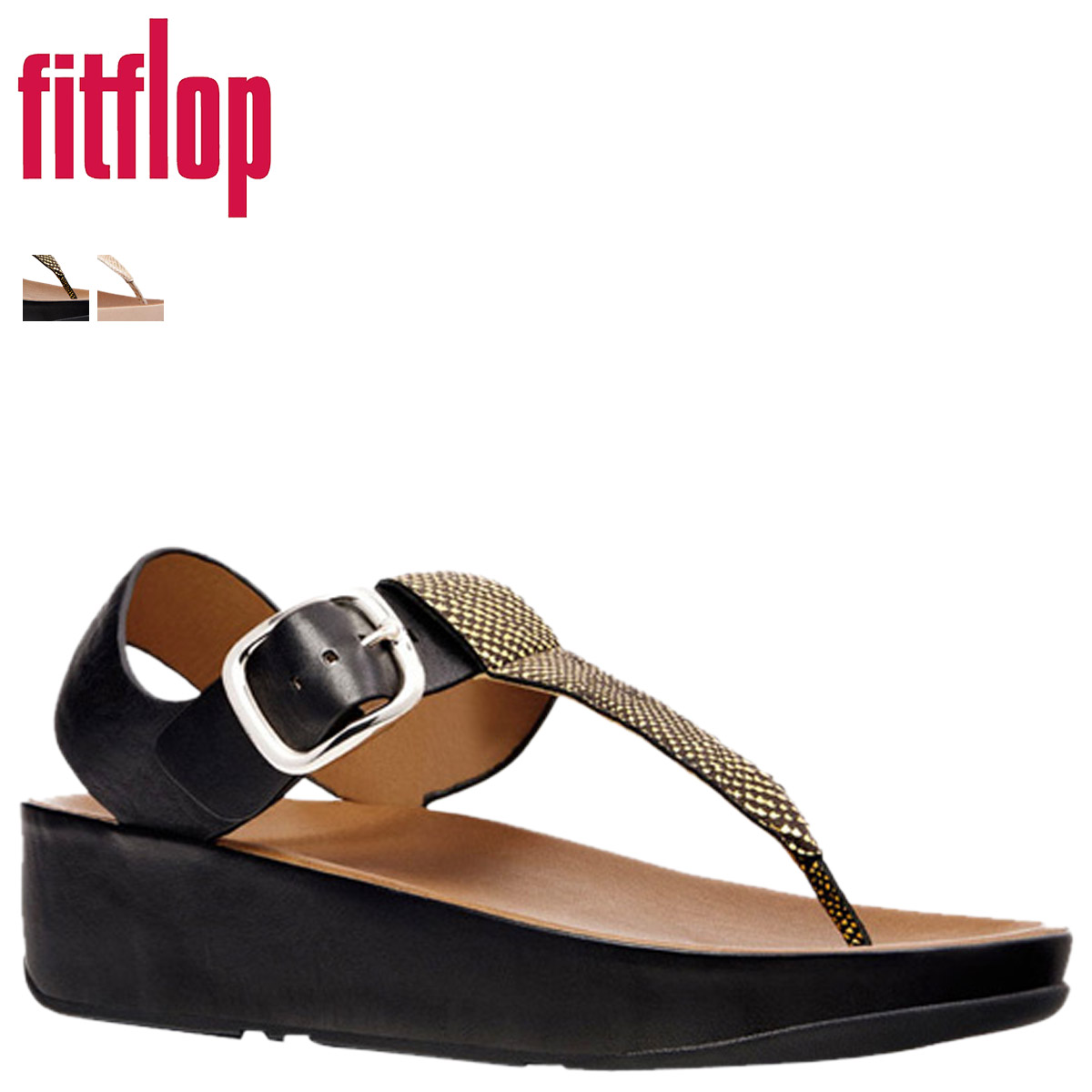 200956fc6a1 Sugar Online Shop  Fit flops FitFlop women s TIA TIA Sandals 2 color ...