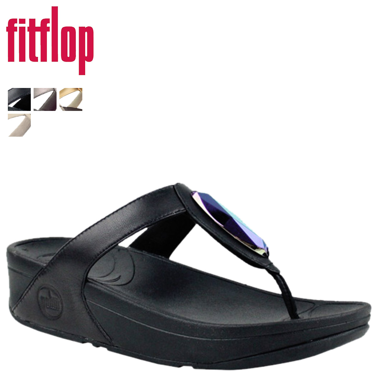 f0f35adf4a46 Sugar Online Shop  Fit flops FitFlop women s LEATHER CHADA chada ...