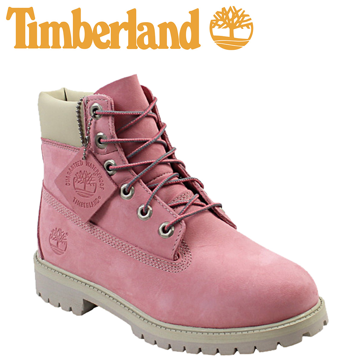 7d2fe3940d78d Sugar Online Shop: Timberland Timberland kids Lady's youth 6 inches ...