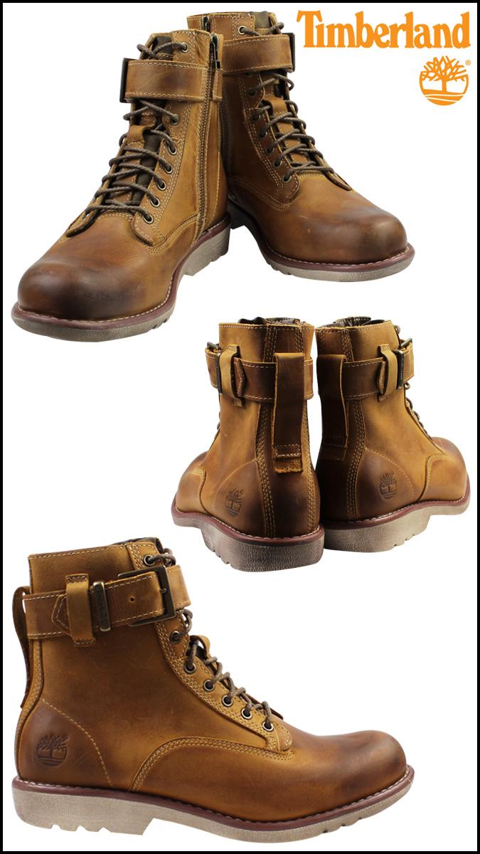 Timberland ティンバーランドアースキーパーズアンクルブーツバーニッシュウィート EARTHKEEPERS ANKLE BOOT leather 5358R men