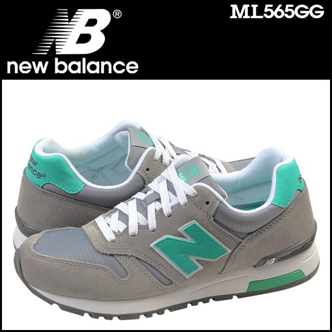 new balance 565 teal