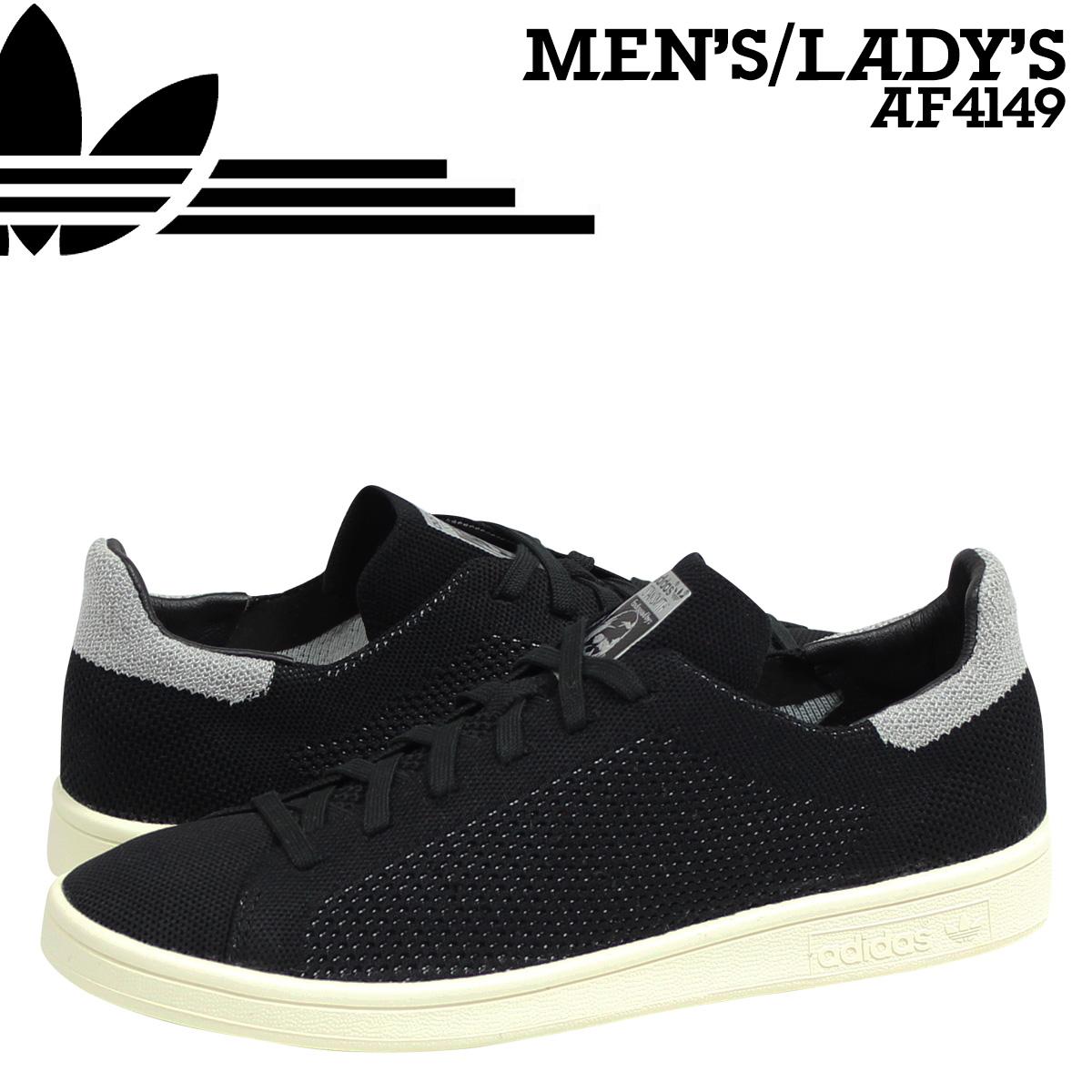 adidas Originals Adidas originals Stan Smith sneakers STAN SMITH PK REFLECTIVE CONSORTIUM AF4149 men gap Dis shoes black black