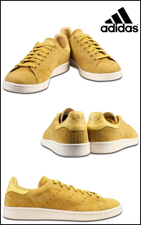 adidas originals stan smith 2 mens yellow