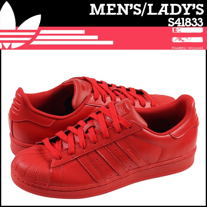 adidas originals superstar 2 men red