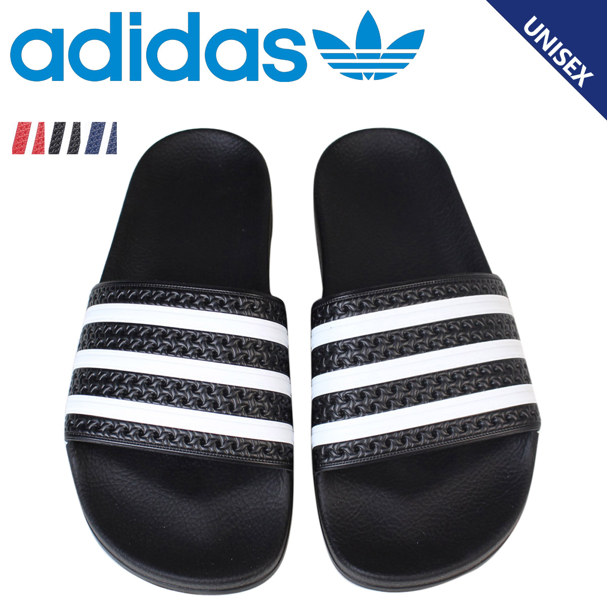 6d0445d3718b61 アディダスアディレッタ adidas originals men gap Dis shower sandals ADILETTE 288193  280647 288022 shoes originals  2 15 Shinnyu load