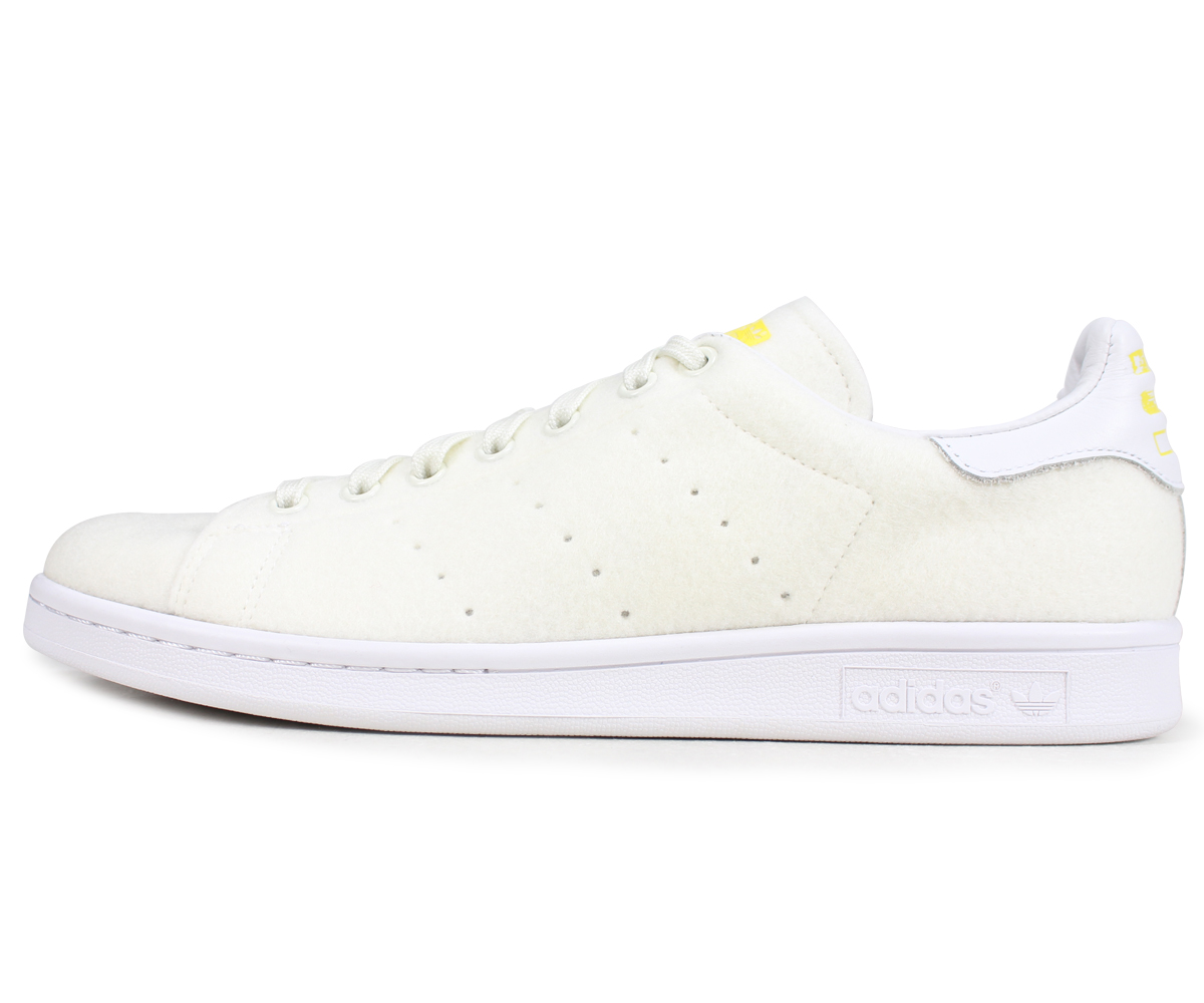 purchase cheap 79383 fbcdc adidas Originals Stan Smith Adidas originals men sneakers PHARRELL WILLIAMS  STAN SMITH TENNIS PACK B25390 white white