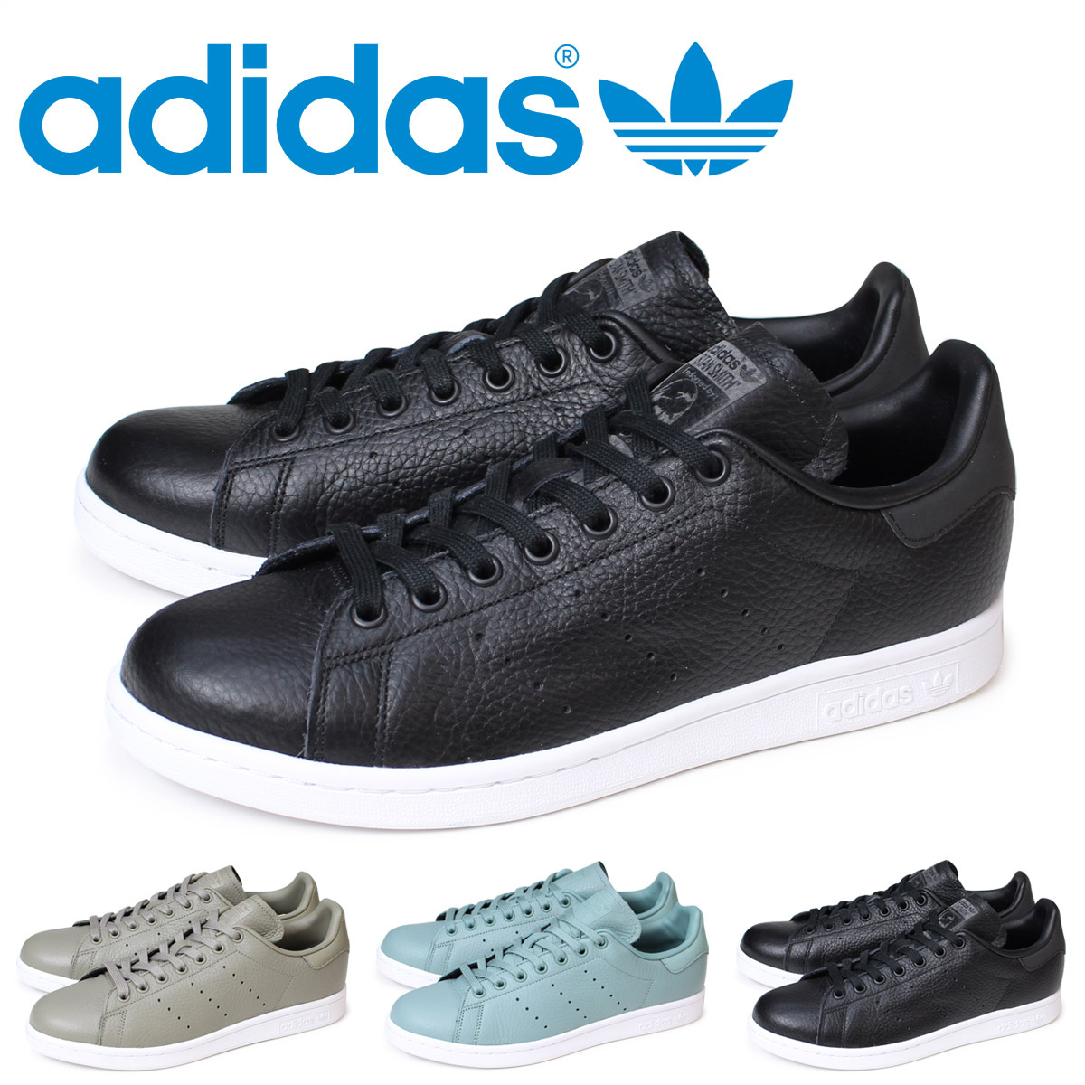 adidas Stan Smith Adidas Originals sneakers STAN SMITH men BB0053 BB0054 BB0055 shoes