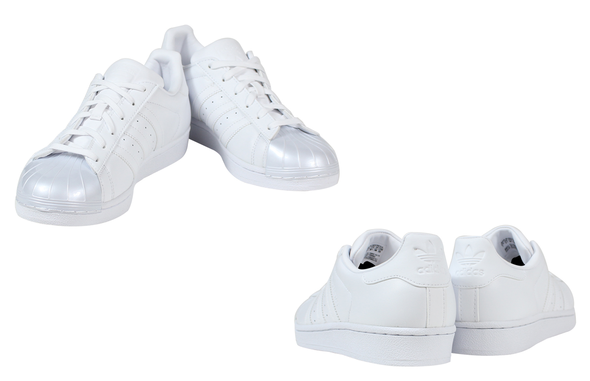 separation shoes 77cdb 3a6ae ... adidas Originals adidas originals superstar sneakers Womens SUPERSTAR  GLOSSY TOE W BB0683 shoes white ...