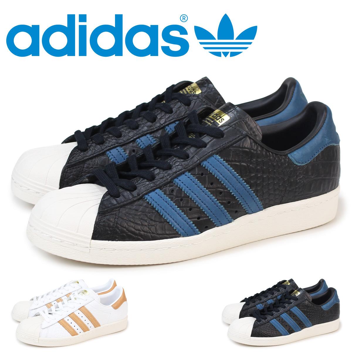 new arrivals 37aeb 22774 adidas superstar Adidas Originals sneakers SUPERSTAR 80S men BB2228 BB2229  shoes