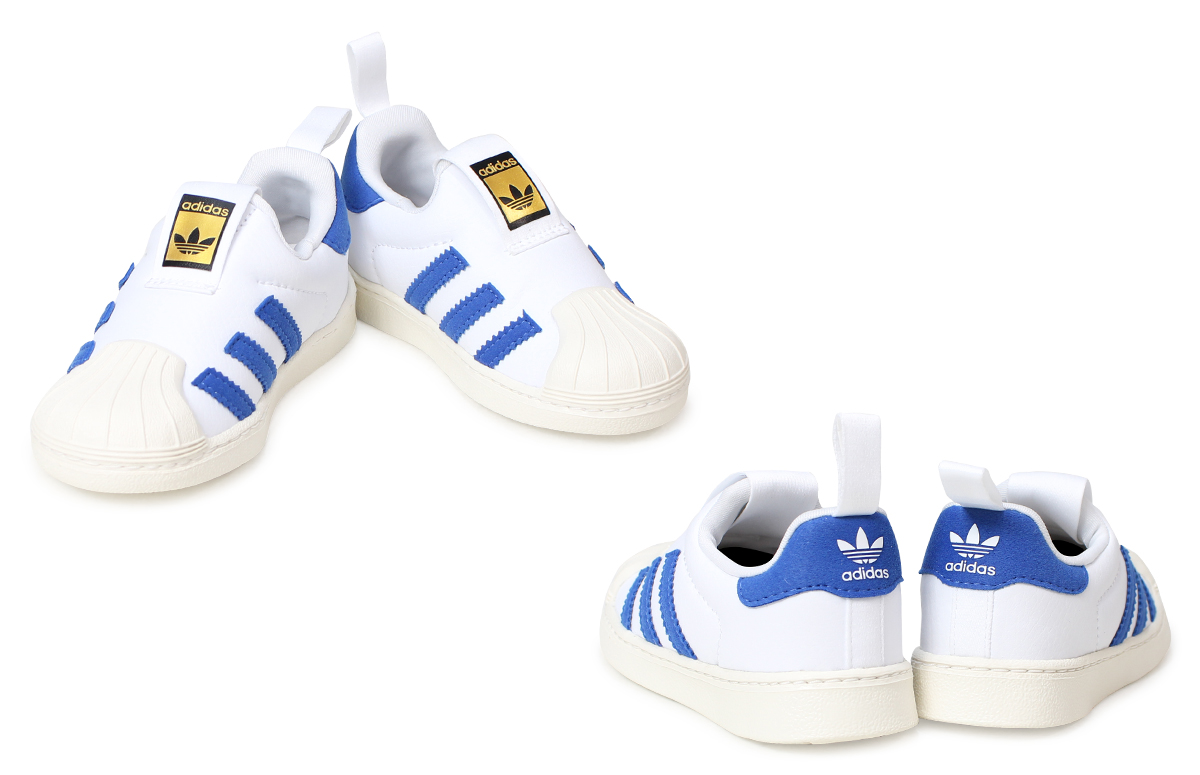 Adidas superstar kids baby sneakers adidas originals SUPERSTAR 360 I BB2516 BB2517 S82711 shoes [the