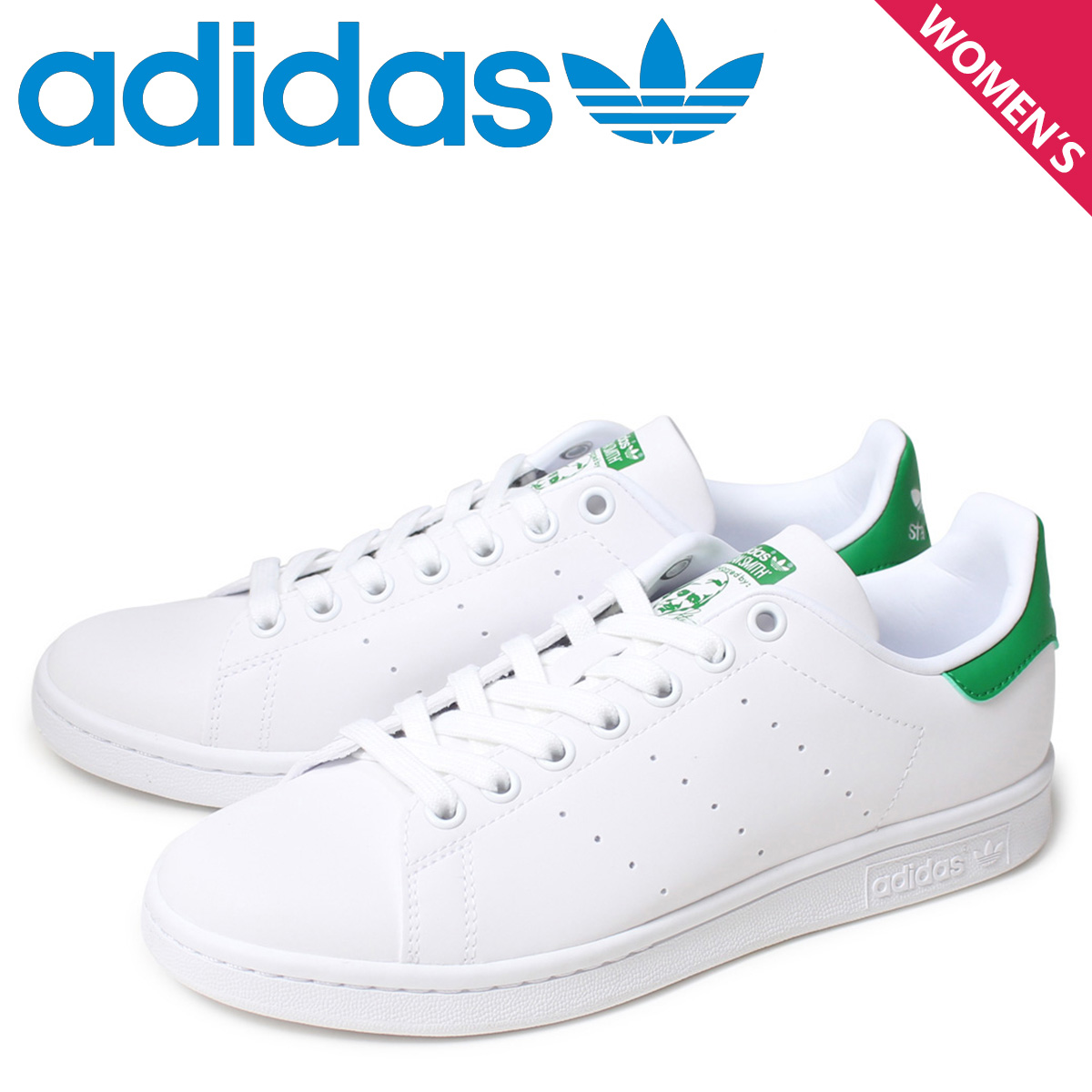 reputable site 2a5b6 8f3e5 Adidas Stan Smith Lady s sneakers adidas originals STAN SMITH W BB5153  BB5154 shoes white pink originals