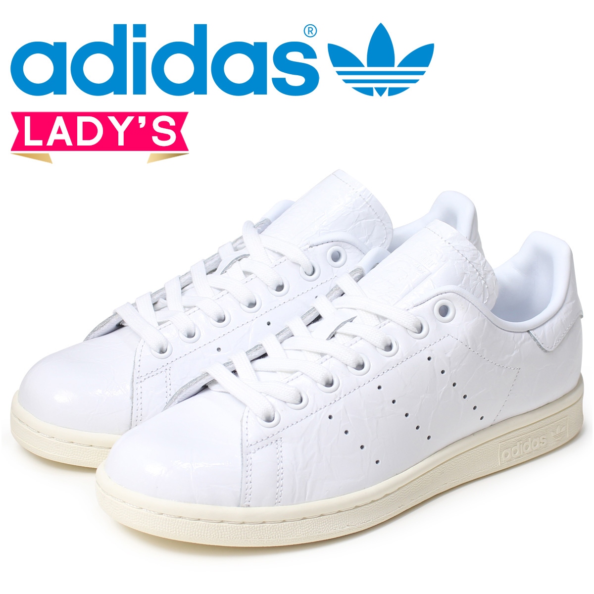 adidas スタンスミス レディース スニーカー アディダス Originals STAN SMITH W BB5162 靴 ホワイト オリジナルス