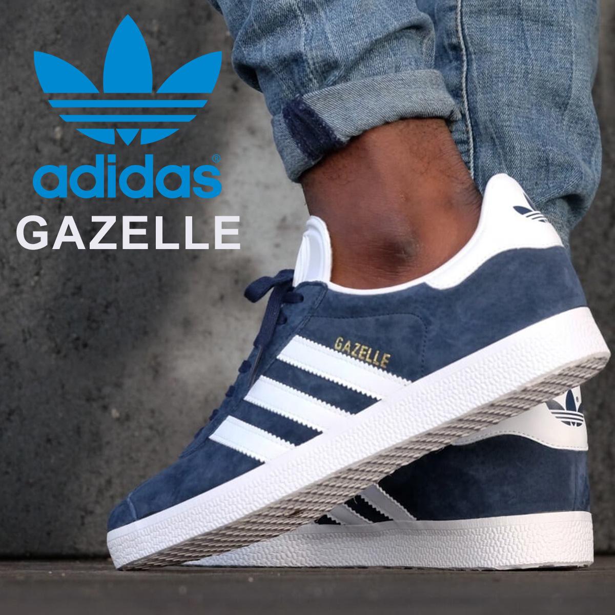 adidas gazelle navy